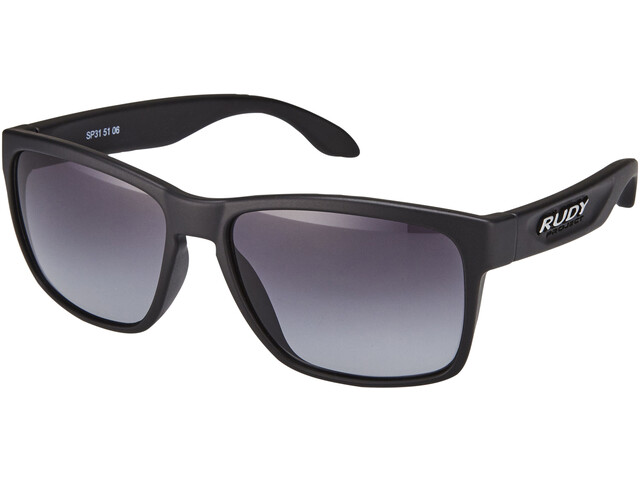 Rudy Project Spinhawk Gafas, matte black - rp optics smoke black